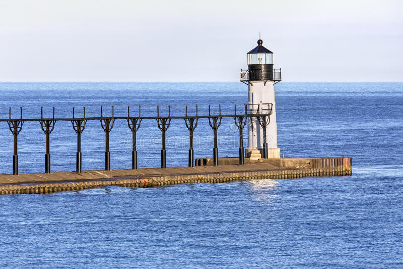 St Joseph Outer Lighthouse fotos de stock