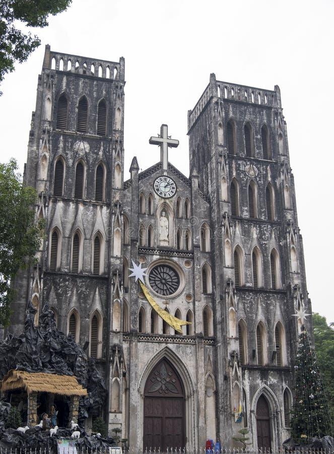 St Josephs大教堂 免版税图库摄影