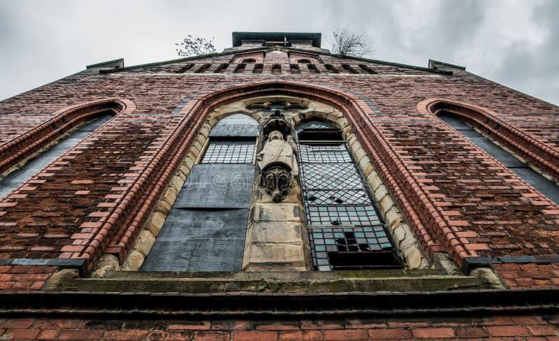 St Josephs Kerk, Wigan 6 royalty-vrije stock foto