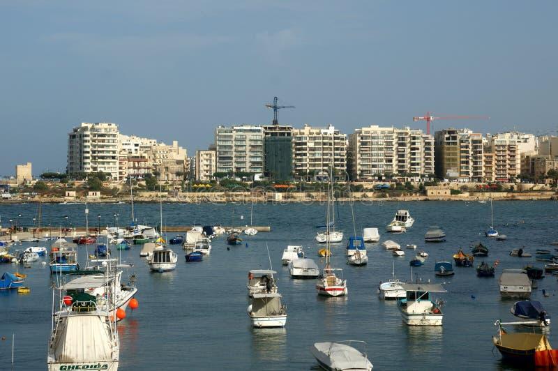 Download St. Julian's in malta editorial stock photo. Image of cityscape - 20071398