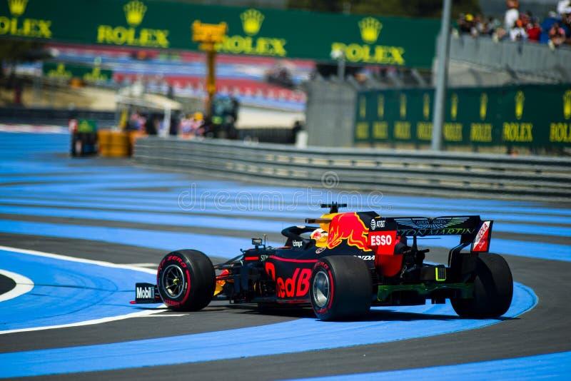 Formula One French Grand Prix 2019 stock photos