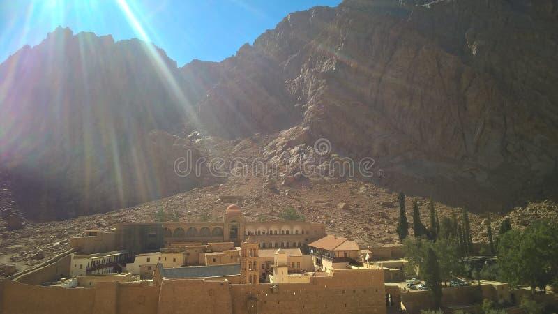 St. Katarine, Egipt stockbild
