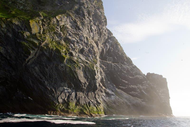 St Kilda archipel, Buitenhebrides, Schotland royalty-vrije stock foto