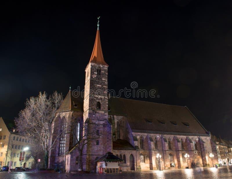 St Kościół Jakob obrazy royalty free