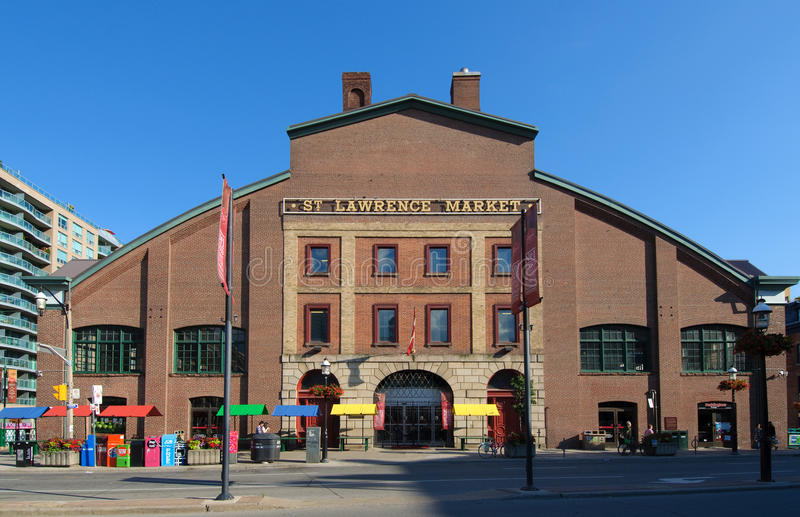Download St. Lawrence Market In Toronto Editorial Stock Image - Image: 31991869