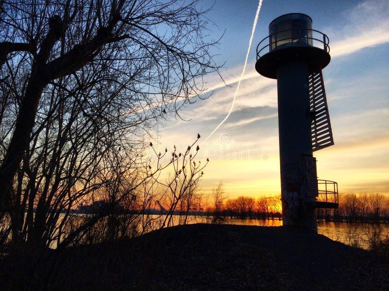 St Lawrence River arkivbilder