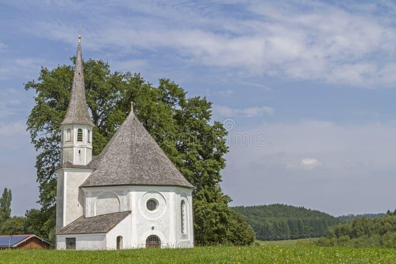 St Leonhard fotografía de archivo libre de regalías