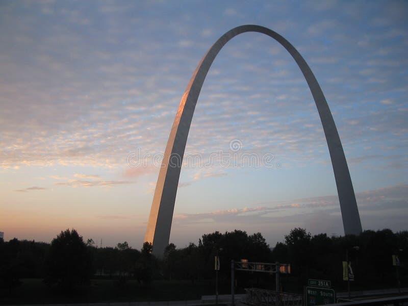 St Louis свода Стоковое Изображение RF