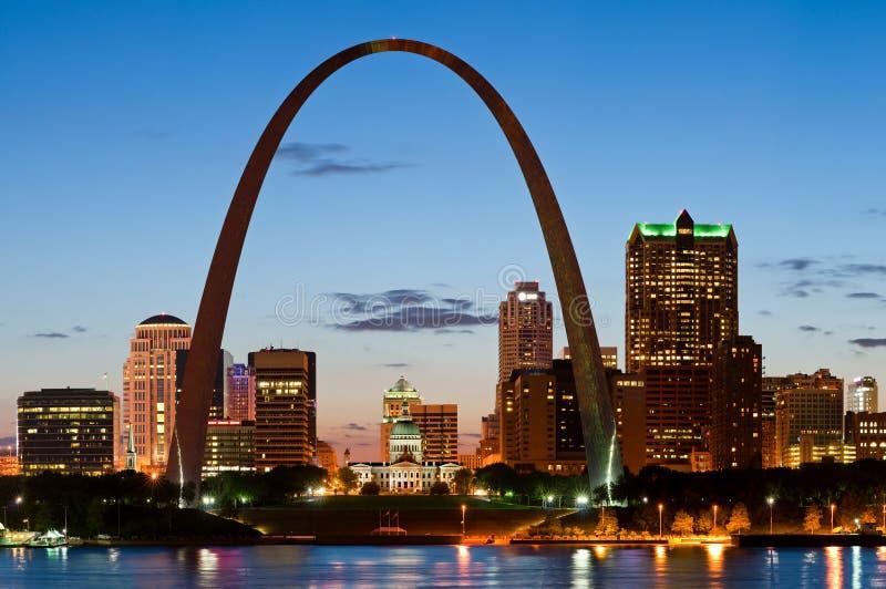 St. Louis imágenes de archivo libres de regalías