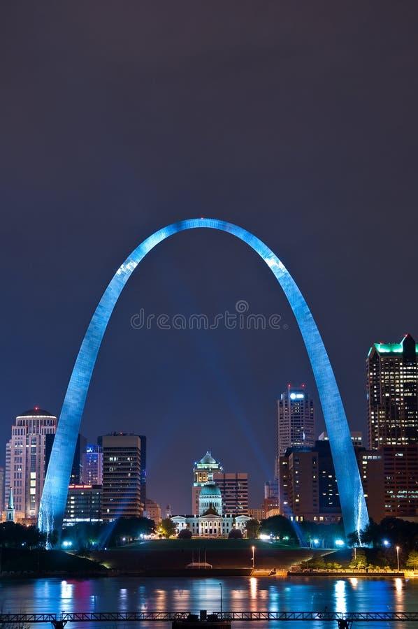 St.Louis royalty-vrije stock foto's