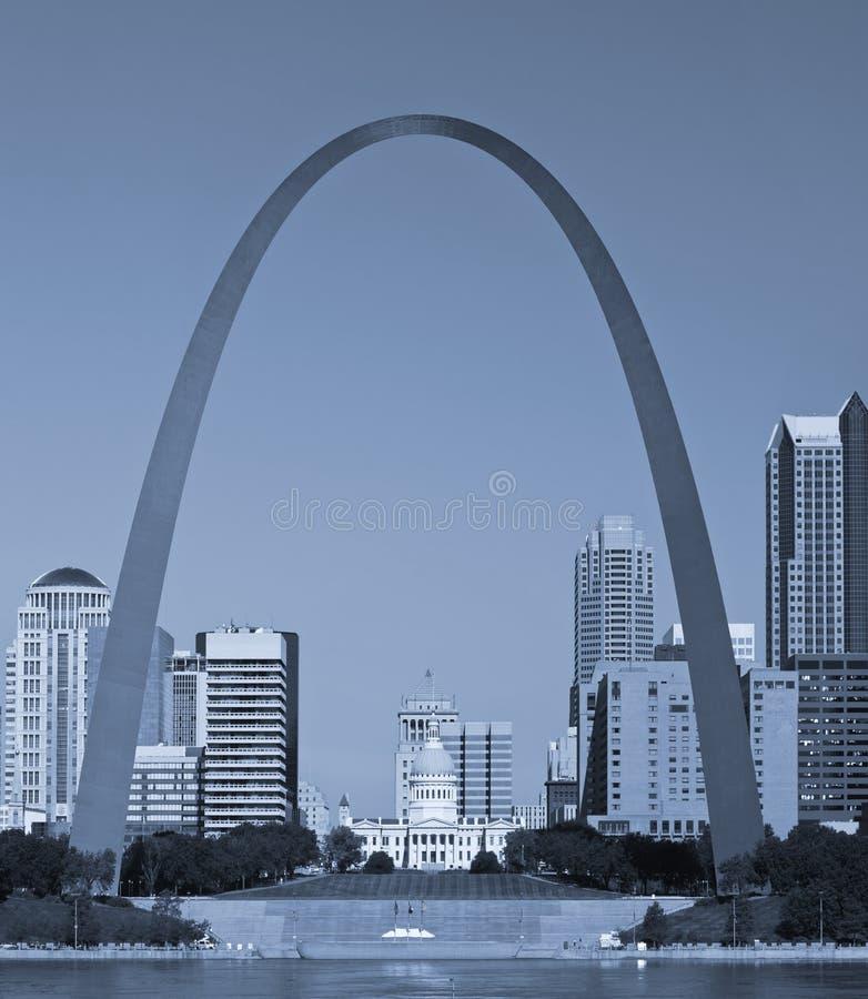 St. Louis fotografía de archivo