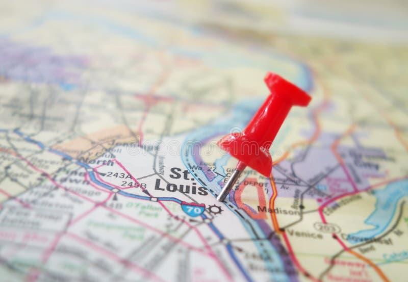 St. Louis fotografía de archivo libre de regalías
