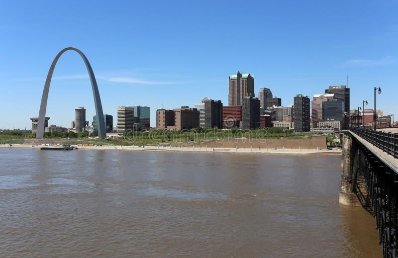 St. Louis imagen de archivo libre de regalías