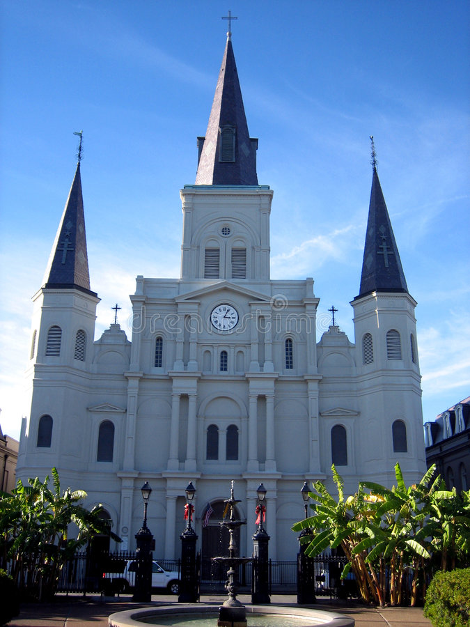 Download St Louis Cathedral Royalty Free Stock Photography - Image: 3951377