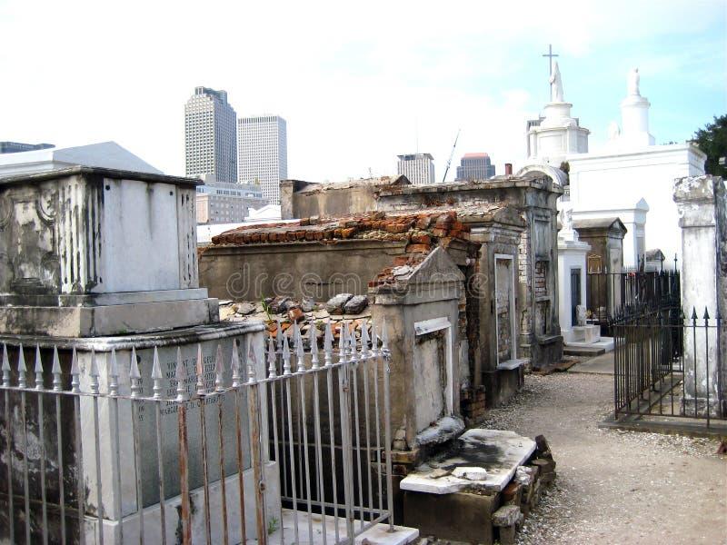 St. Louis Cemetery imagen de archivo libre de regalías