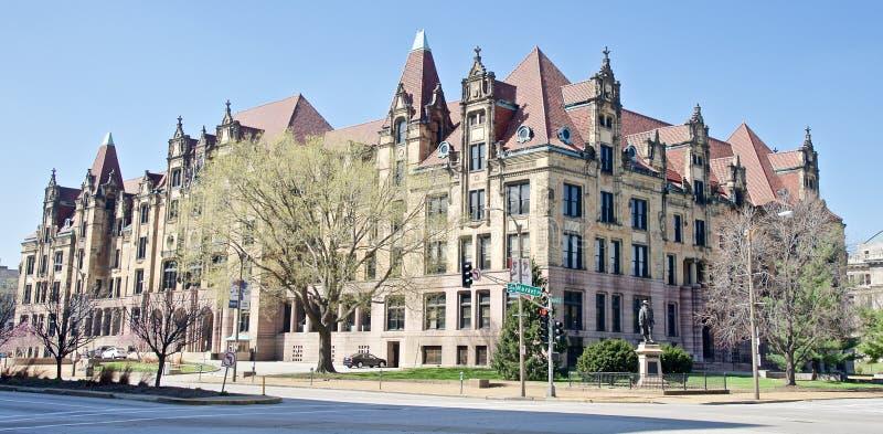 St Louis City Hall, St Louis, Missouri fotografia de stock
