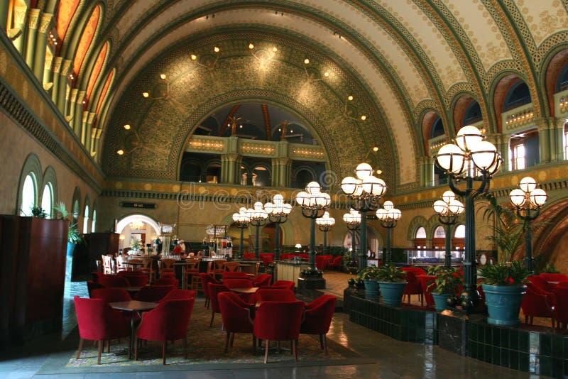 St Louis - gare des syndicats images libres de droits