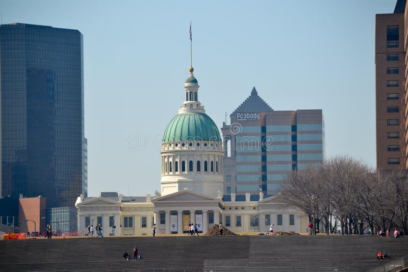 St Louis Landmark image stock