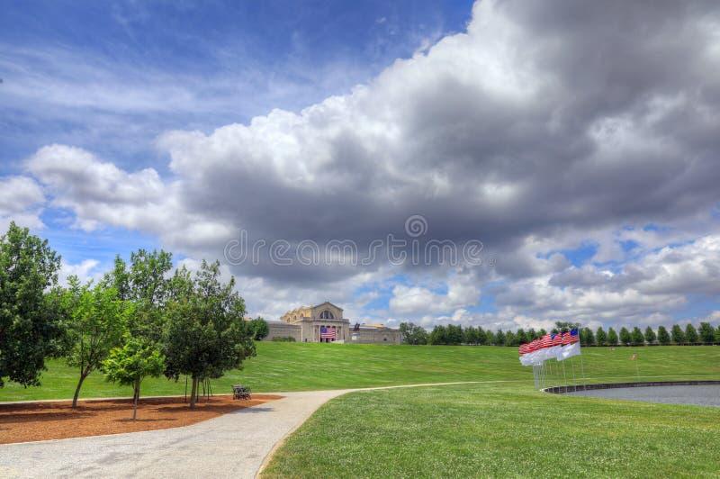 St Louis lasu park fotografia royalty free