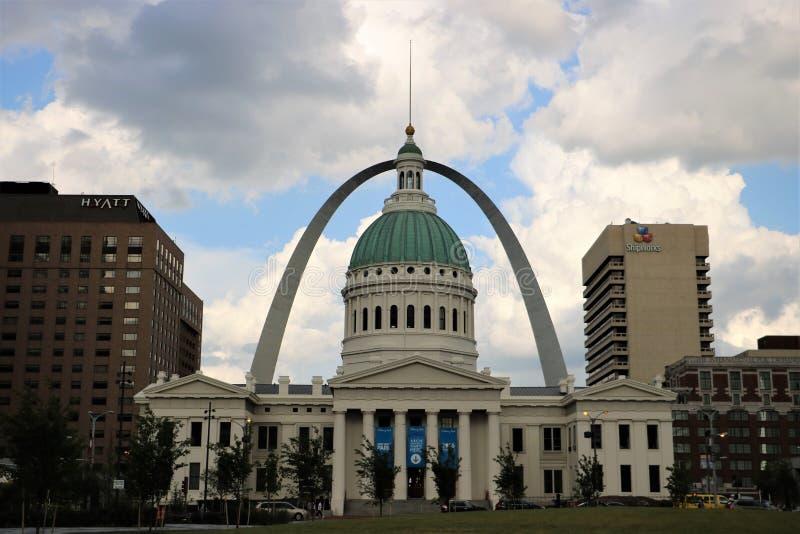 St Louis, Missouri fotografía de archivo libre de regalías
