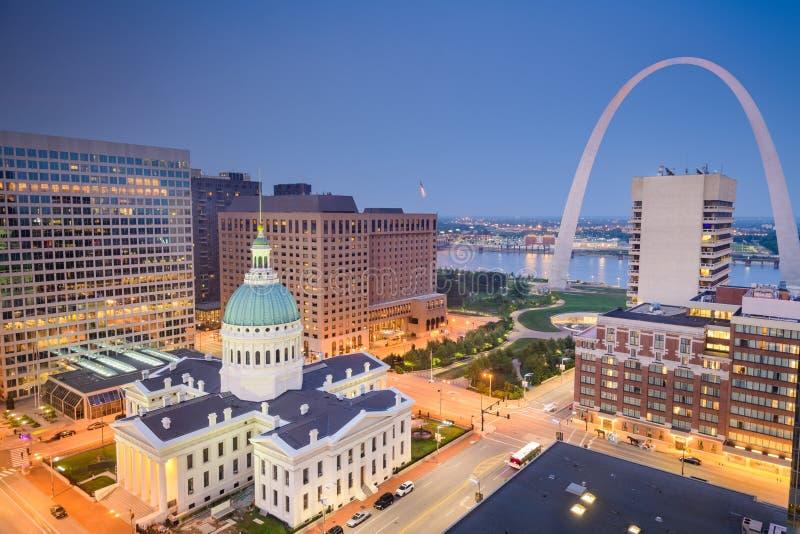 St. Louis, Missouri, los E.E.U.U. fotografía de archivo