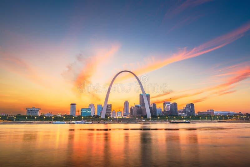 St. Louis, Missouri, los E.E.U.U. fotos de archivo