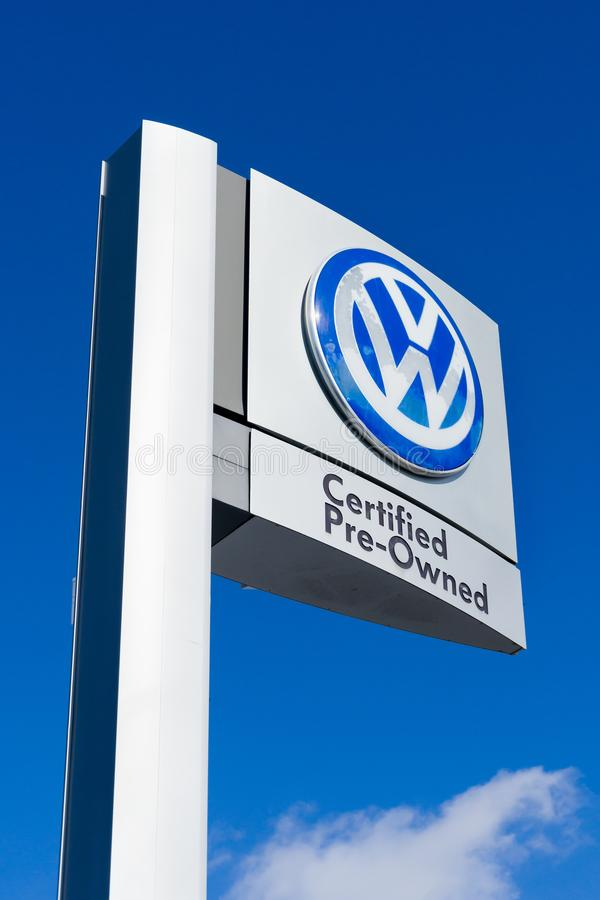volkswagen logo stock images   royalty   page