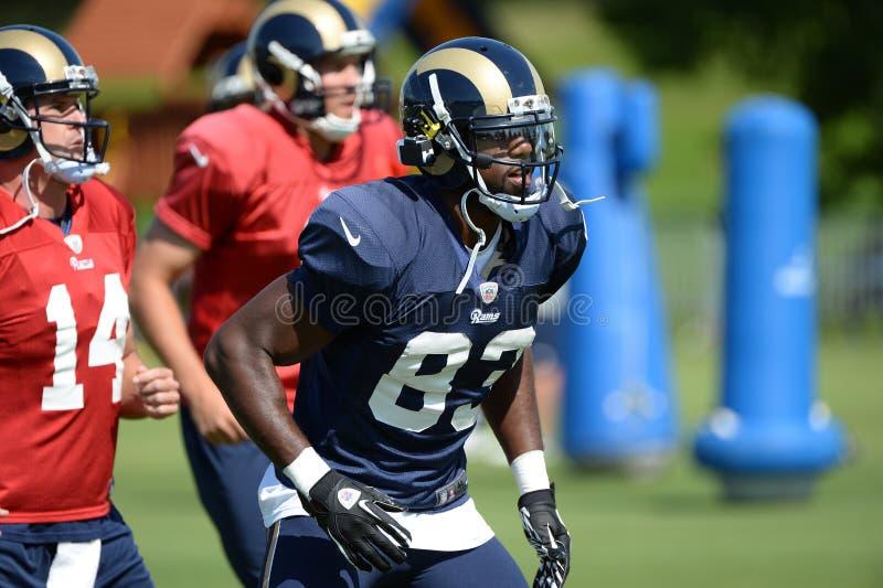 St Louis Rams Quarterback Sam Bradford fotos de stock