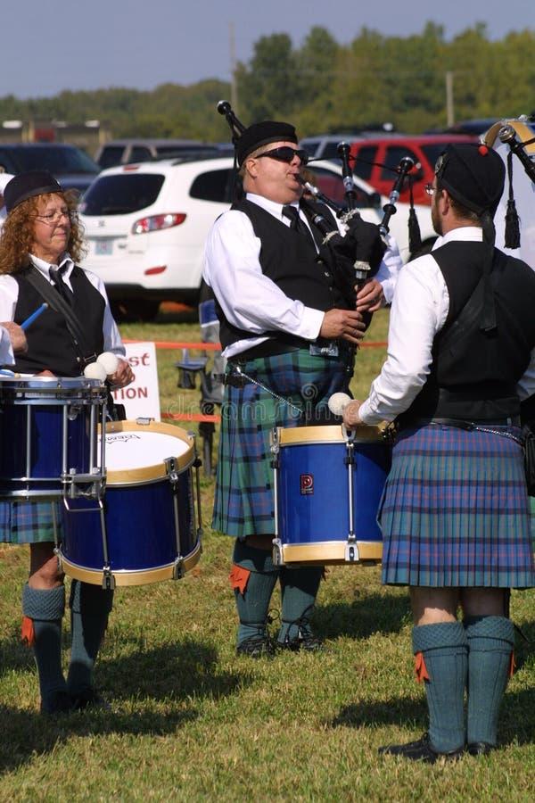 St Louis Scottish Games 2018 fotografie stock