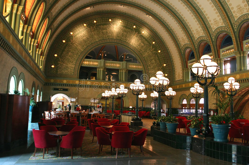 St Louis - Union Station royalty free stock images