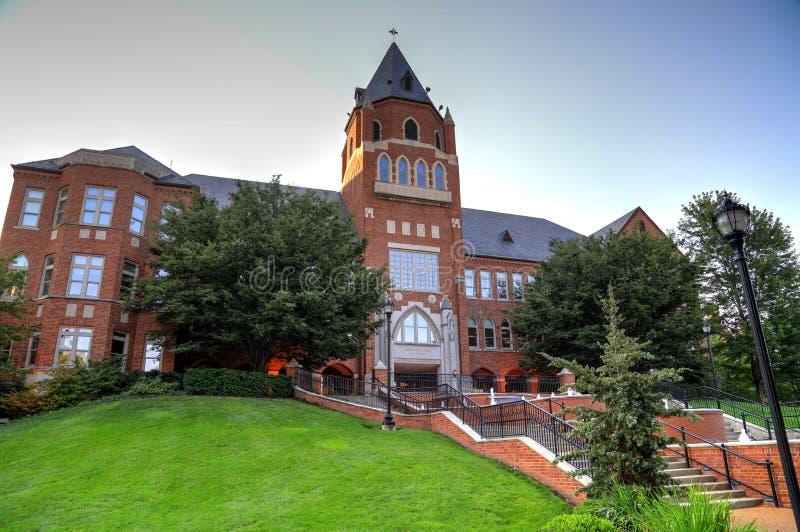 St Louis uniwersytet fotografia royalty free