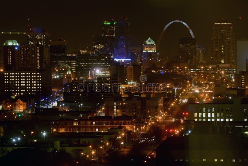 St. Louis y imagen de archivo