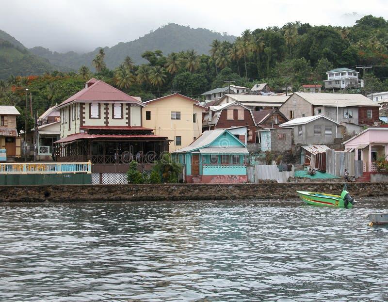 st lucia острова стоковые изображения rf