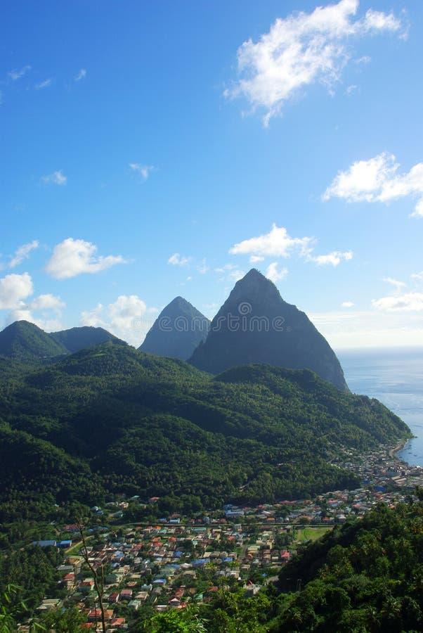 St Lucia lizenzfreie stockfotografie