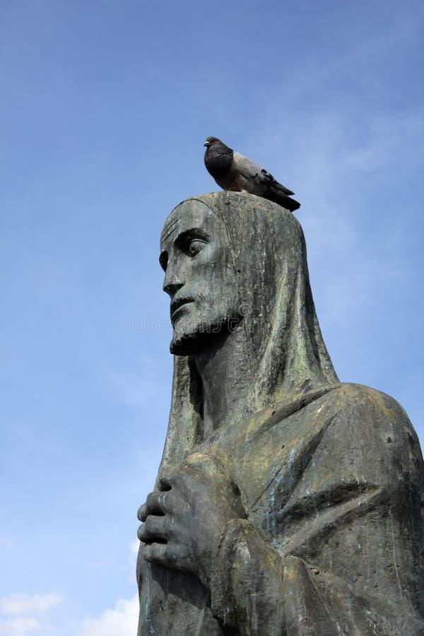 St Luke - Brasilia domkyrka royaltyfri foto