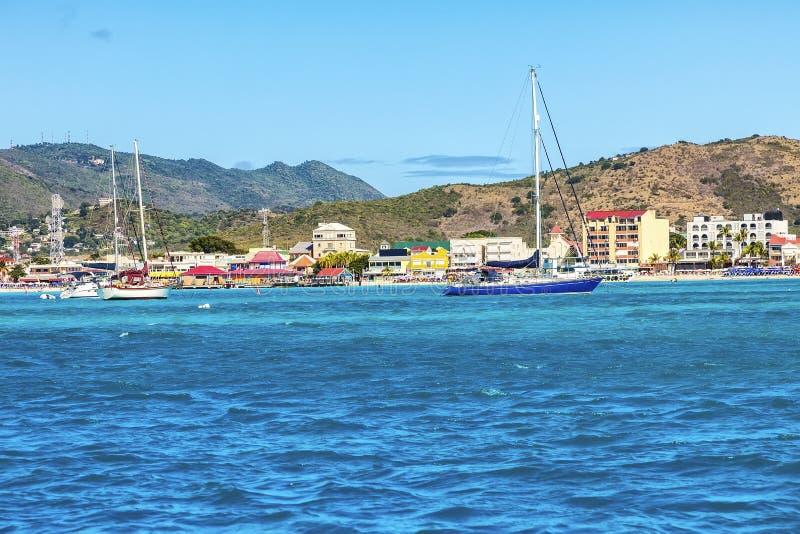 St Maarten fotografia stock