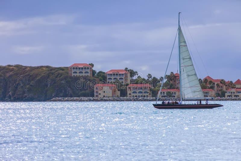 St Maarten zdjęcie stock
