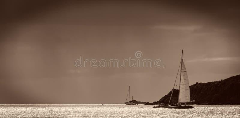 St Maarten immagine stock