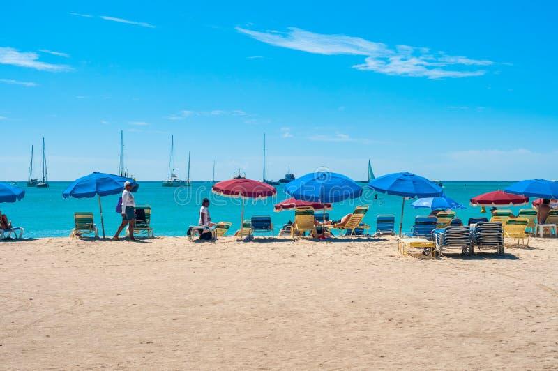 St Maarten imagem de stock