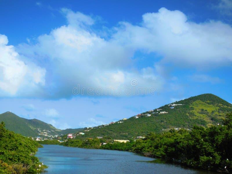 St Maarten fotografia royalty free