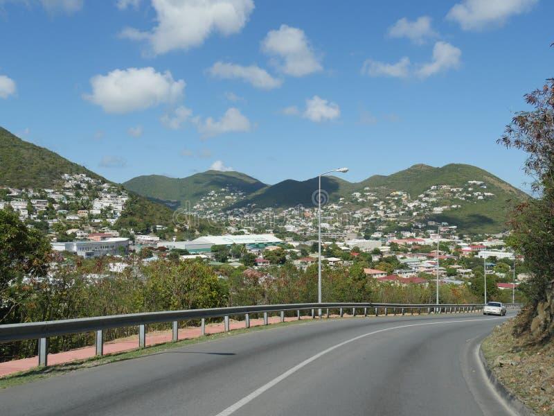 St Maarten, Caraïbische Eilanden royalty-vrije stock foto's