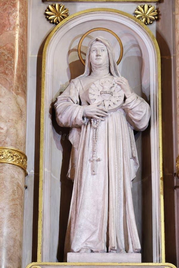 St Margaret imagen de archivo libre de regalías