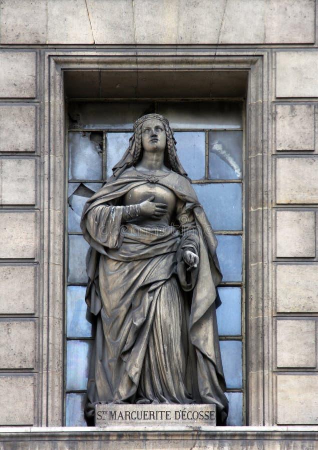 St Margaret de Escocia imagen de archivo libre de regalías