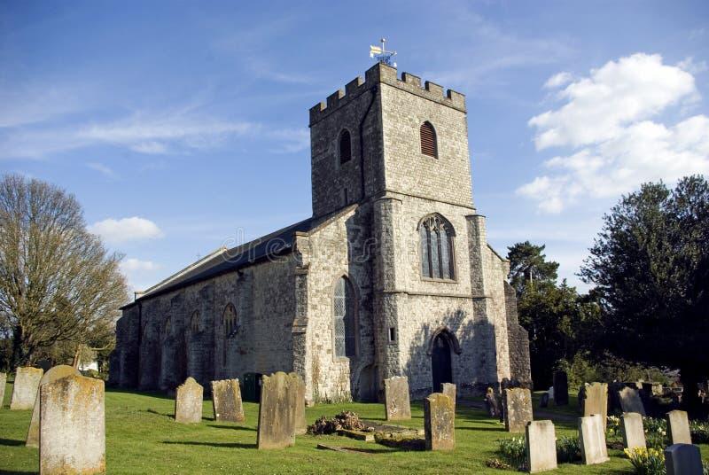 St Maria, iglesia de s fotografía de archivo libre de regalías