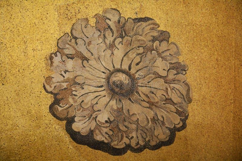 St Mark & x27; cattedrale di s, mosaico dorato fotografie stock
