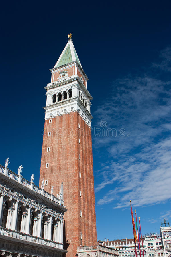 Download St Mark's Campanile Stock Image - Image: 16602241