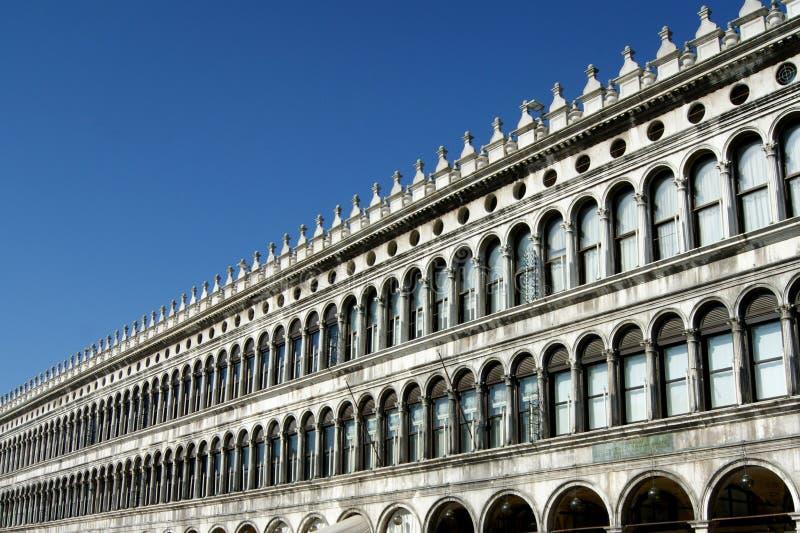 St Mark ` s kwadrat w Wenecja zdjęcia stock