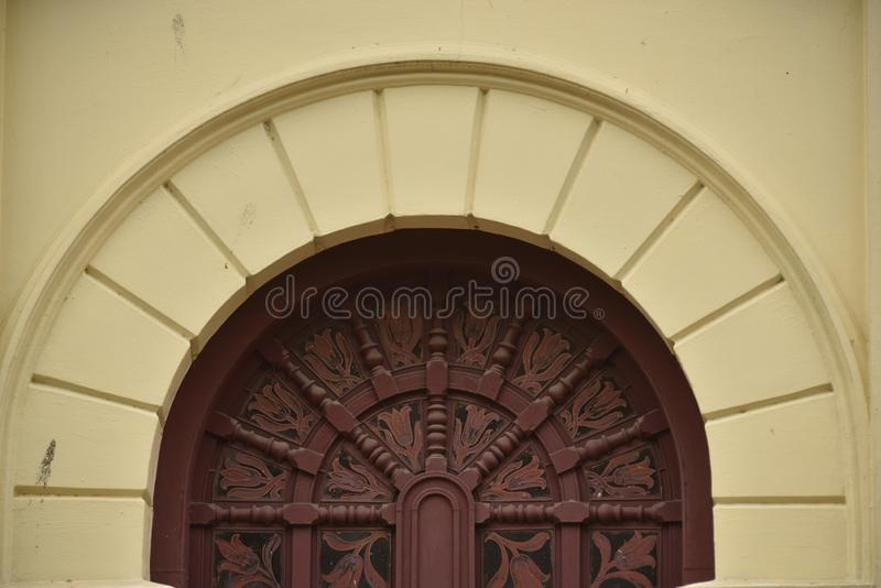 St. Marks Cathedral, Bangalore, Karnataka. St. Marks Cathedral at Bangalore, Karnataka, India stock images