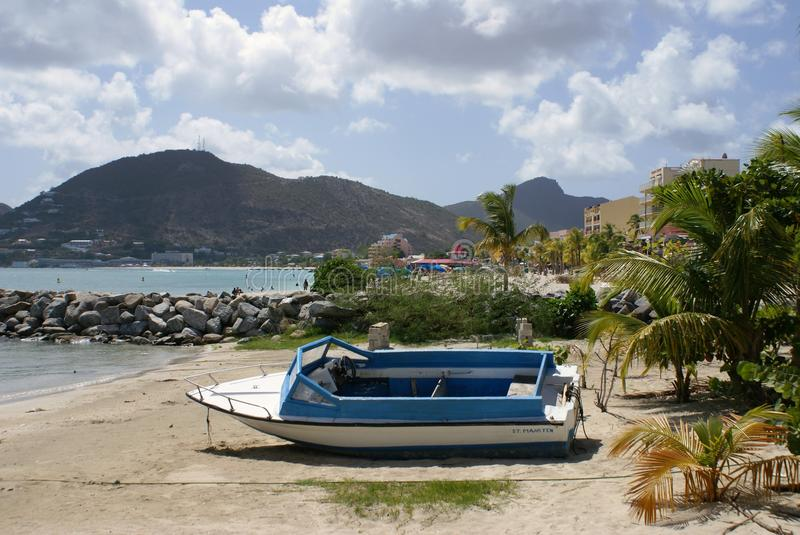 St Marteen stock images