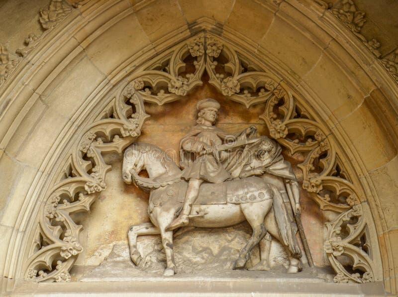 St Martin на церков Dom, Utrecht, Нидерландах стоковое изображение